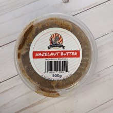 Island Nut Roastery Hazelnut Butter, 500g