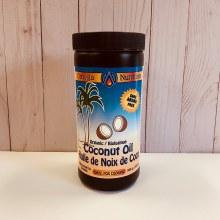 Omega Organic Coconut Oil, 908g
