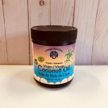 Omega Organic Virgin Coconut Oil, 454g