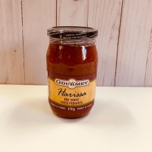 Mediterranean Gourmet Harissa Hot Sauce, 340mL