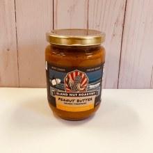 Island Nut Roastery Crunchy Peanut Butter, 375g