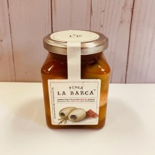 La Barca Olives With Smoked Olive Oil & Paprika, 130g
