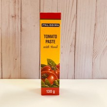 Italissima Tomato Paste, 130g, Tube