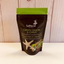 Saltwest Chive & Green Onion Sea Salt, 40g