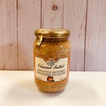 Fallot Seed-Style Mustard, 375g