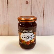 Mackay's Raspberry & Rhubarb Preserve, 250mL