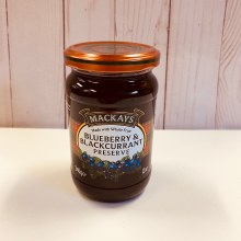 Mackay's Blueberry and Blackcurrant Preserve, 250mL *temporarily unavailable*