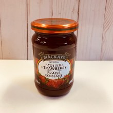 Mackay's Scottish Strawberry Preserve, 250mL
