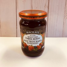 Mackay's Scottish Three Berry Preserve, 250mL