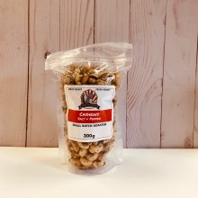 Salt and Pepper Cashews, 300g
