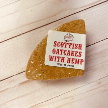 Oatcakes with Hemp