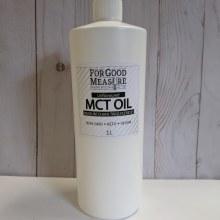 MCT Oil, 1L
