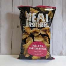 Neal Brothers Pink Salt Kettle Chip, 142g