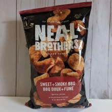 Neal Brothers Sweet & Smoky BBQ Kettle Chips, 142g