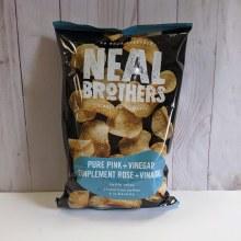 Neal Brother's Salt & Vinegar Kettle Chips, 142mL