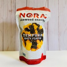 Nora Seaweed Snack - Spicy, 45g