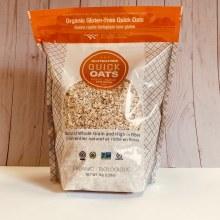 Wescana Organic Gluten-Free Quick Oats, 1kg