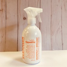 Sapapdilla Countertop Cleanser, Grapefruit/Bergamot, 475mL