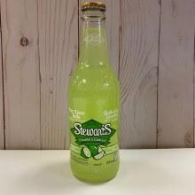 Stewart's Soda - Key Lime, 355mL