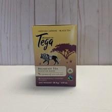 Tega Nu Tea - Signature Breakfast Blend, 16 bags