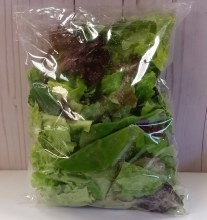 Mixed Salad Greens, 5oz - Organically Grown In Saanich