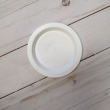 Weck medium plastic fresh cover