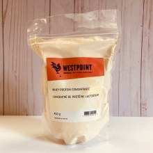 Whey Protein Concentrate, 400g