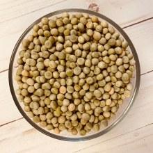 Organic Whole Green Peas