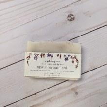 Wychbury  Ave Soaps - Spirulina & Oatmeal