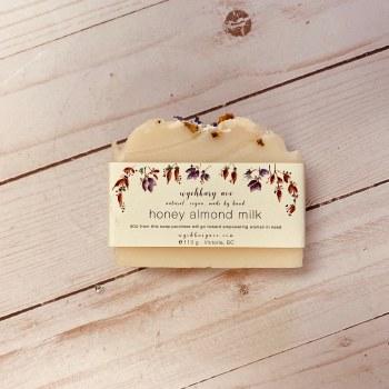 Wychbury  Ave Soaps - Honey Almond Milk