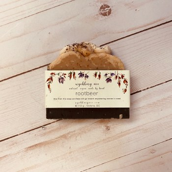 Wychbury  Ave Soaps - Rootbeer Bar