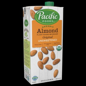 ALMOND MILK, ORIG, OG