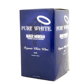 BOX WINE, PURE WHITE