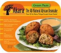 AFRICAN BEANCAKE GREEN PEA