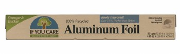 ALUMINUM FOIL,RECYCLED