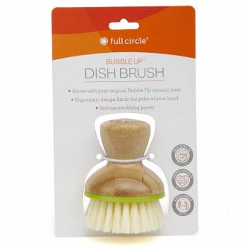 BUBBLE UP DISH BRUSH