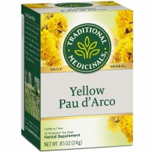 HERB TEA,YLLOW PAU D'ARCO