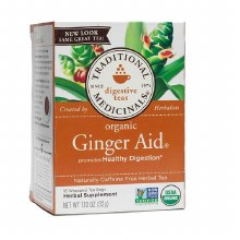 HERB TEA,OG2,GINGER AID