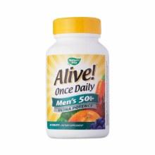 ALIVE! MEN'S 50+ ULTR VIT