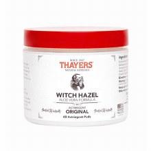 WITCH HAZEL PADS W/ALOE