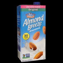 ALMND MILK,ORIGINAL,UNSWE