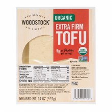 TOFU, OG, EXTRA FIRM, WATER