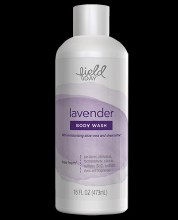 BODY WASH LAVENDER