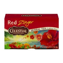 HERB TEA,RED ZINGER