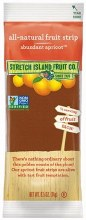 FRUIT LEATHER,APRICOT