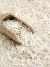 BASMATI RICE, WHITE