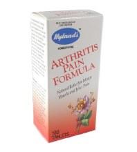 ARTHRITIS PAIN FORMULA