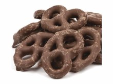 PRETZELS, MILK CHOCOLATE