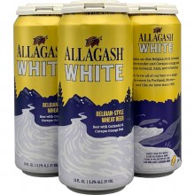 ALLA Beer White CAN