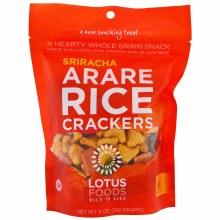 ARARE RICE CRAC,SRIRACHA